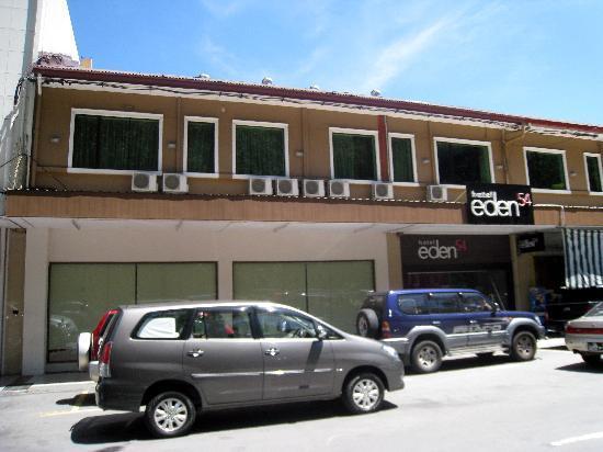 Hotel Eden54