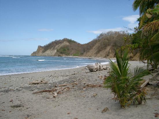 Hotel Paraiso del Cocodrilo: Einsame Strände
