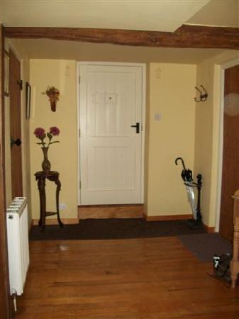 West Colwell Farm : Entrance foyer