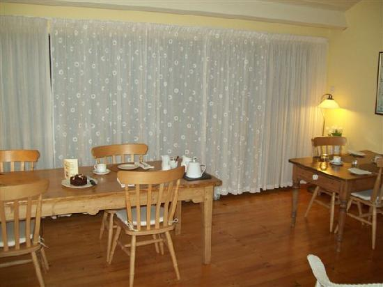 West Colwell Farm : Lounge/dining area