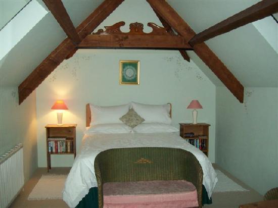 Offwell, UK: Bedroom