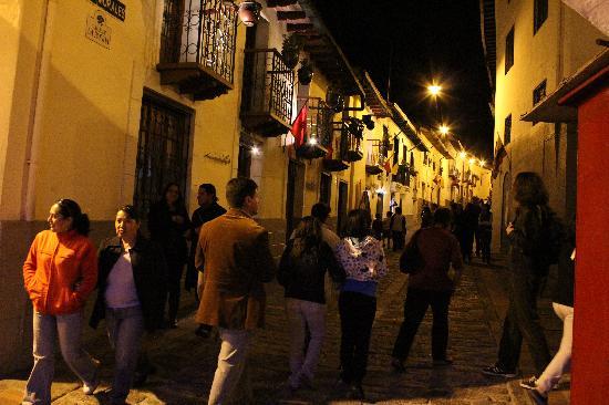 Quito Old Town : Calle la Ronda (Quito)
