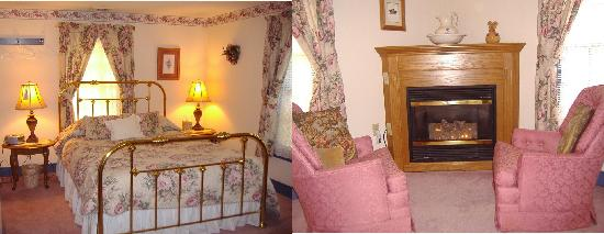 Alden House Bed and Breakfast: The Tea Rose Suite