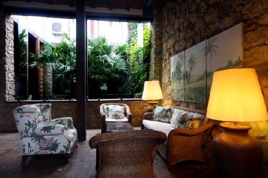 Pousada do Ouro: lounge