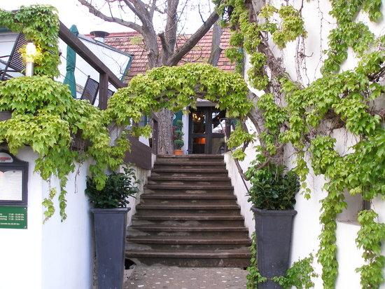 Landgasthaus Der Jungwirt: Eingangsbereich