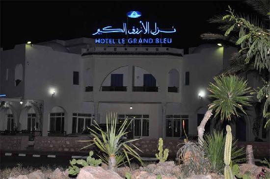 Le Grand Bleu Djerba Hotel : tré beau