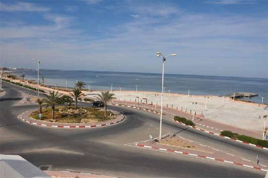 Le Grand Bleu Djerba Hotel : belle vue