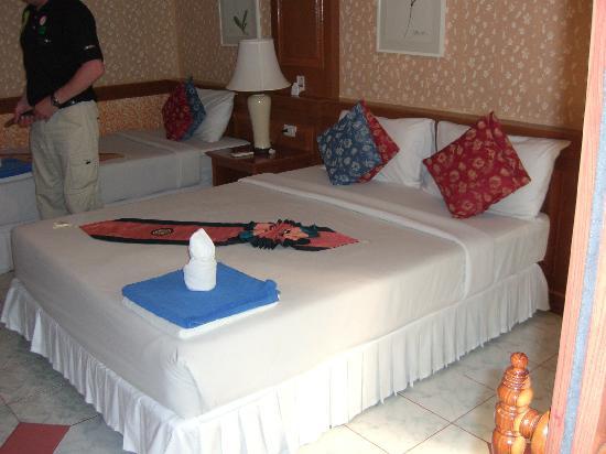 Ko Tao Resort: Zimmer