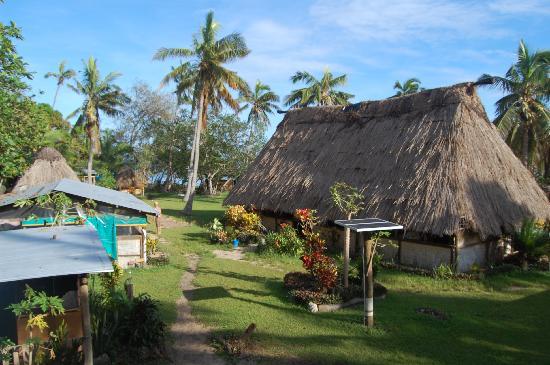 Tribewanted FIJI: Tribewanted Village, Vorovoro