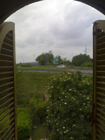 Albergo Bel Poggio : finestra 2