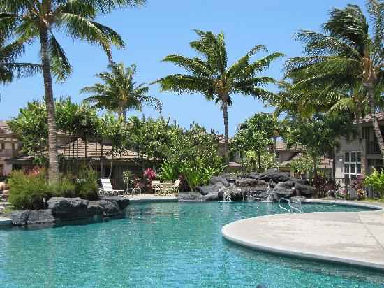 Aston Waikoloa Colony Villas: Pool