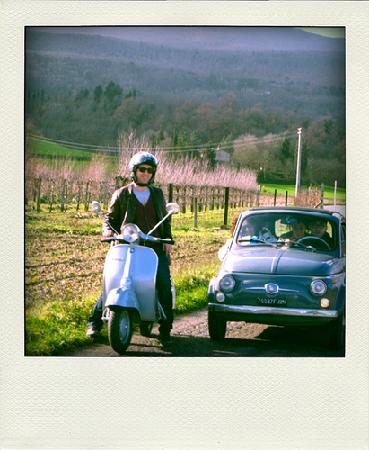 Slowhills - tuscani vintage rent
