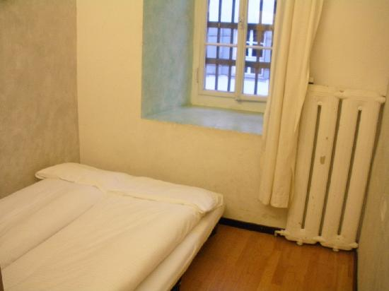 Jailhotel Loewengraben: Double room