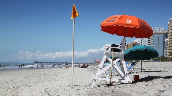 Myrtle Beach, SC: The Beach