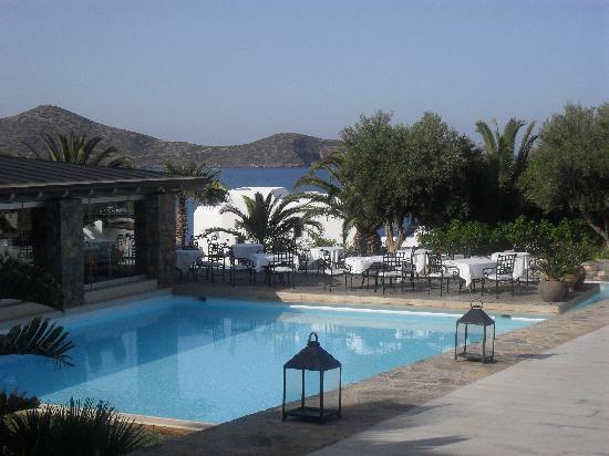 Tui Sensimar Elounda Village Resort & Spa by Aquila: Outside seating