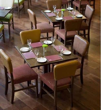 Jurys Inn Belfast: Restaurant