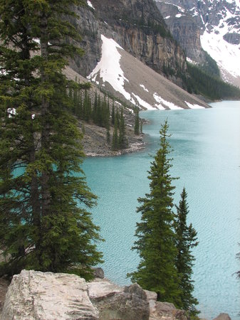 Lake Louise, Canada: Lake Moraine