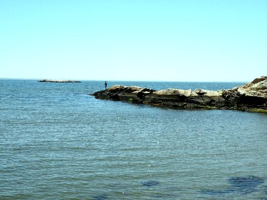 East Lyme, CT: Rocks