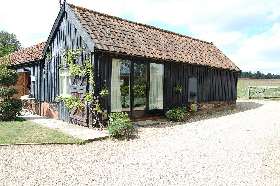 The Granary Bed and Breakfast: External view