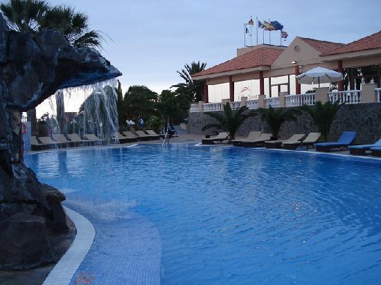 Hotel Grand Callao: Piscina