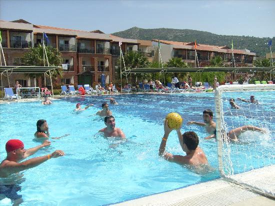 Water polo - Picture of Aqua Fantasy Aquapark, Selcuk ...