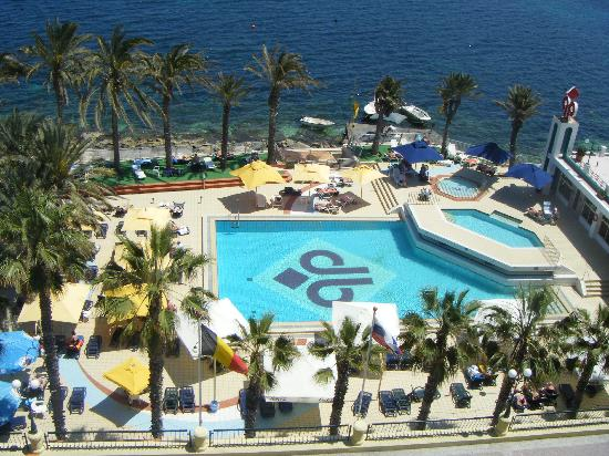 Qawra Palace Hotel Malta Reviews