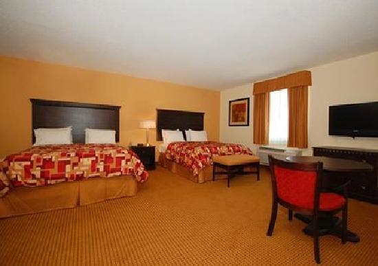 Comfort Inn: 2 Queen Beds