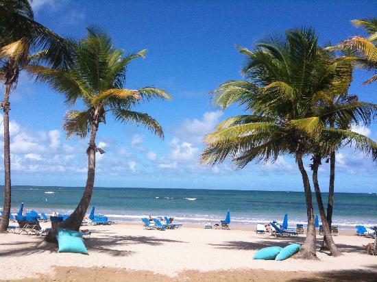 The Ritz Carlton San Juan Beach At Paradise