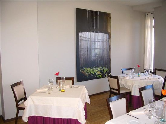Villarrobledo, Spanien: interior restaurante