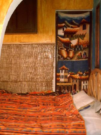 Otavalo Huasi II: one of the rooms