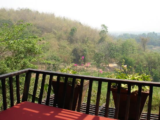 Anantara Golden Triangle Elephant Camp & Resort: 3 Countries View