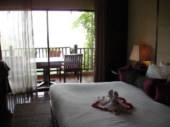 Anantara Golden Triangle Elephant Camp & Resort: Deluxe Room
