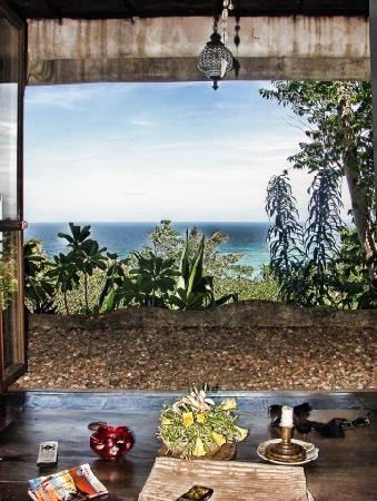 Boracay Private Mt. Casitas Villa: The view from our room