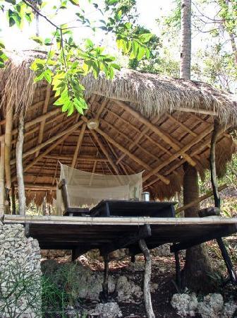 Boracay Private Mt. Casitas Villa: Balinese hut