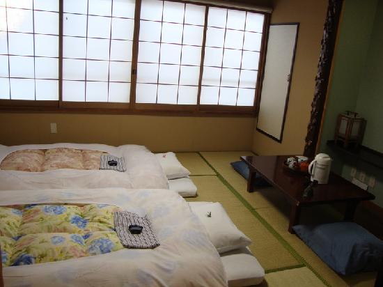 Ryokan Sawanoya : Our lovely room