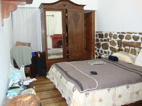 El Andariego: Cosy room