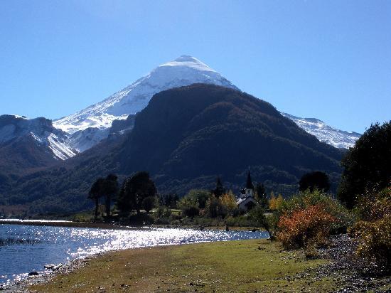 Parque Nacional Nahuel Huapi: Volcan Lanin