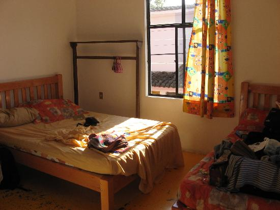Le Gite del Sol: Our room