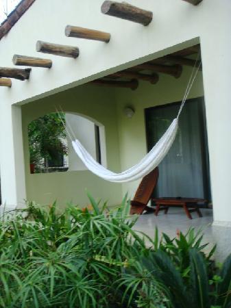 Villas Hermosas: Love this hammock!!!