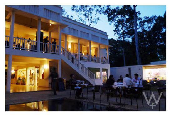 FCC Angkor: FCC Main building