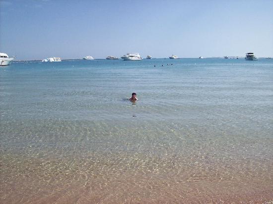 Giftun Azur Resort : kein kommentar