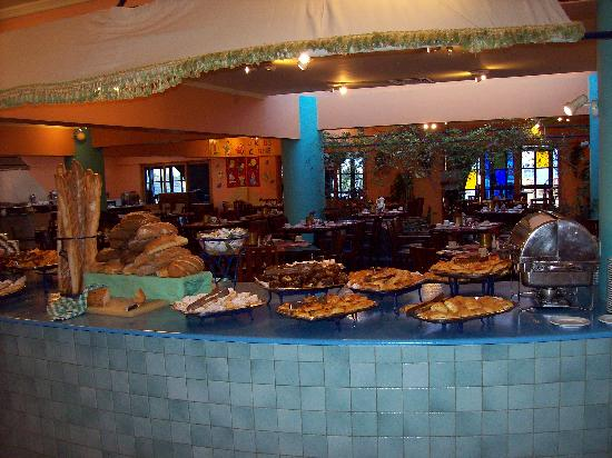 Giftun Azur Resort : mahlzeit