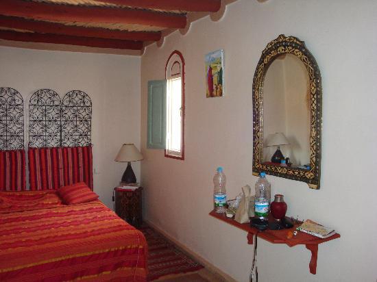 notre chambre au riad Al Nour
