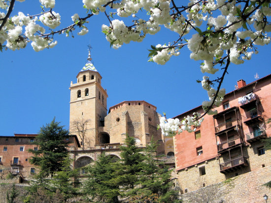 Canete, İspanya: Albarracin Cathedral