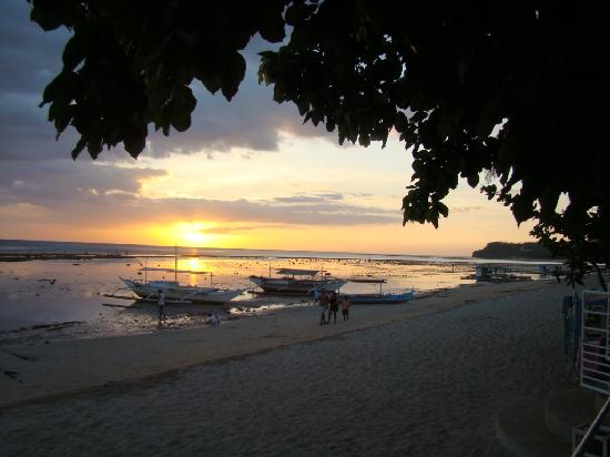 Lian, Philippines: The Sunset