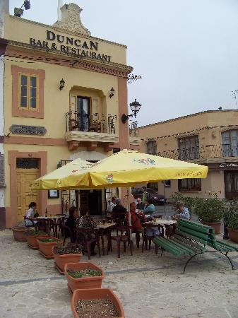 Duncan Guest House: Duncan Bar & Restaurant
