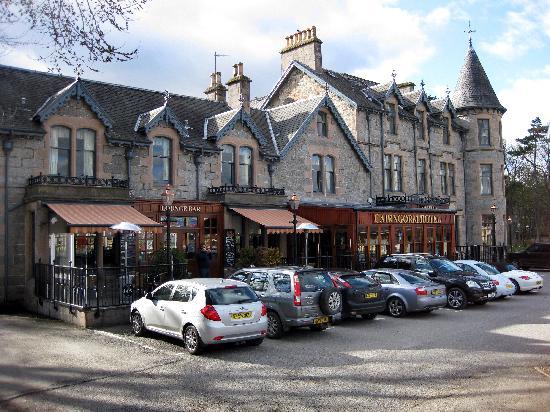 Cairngorm Hotel, Aviemore.