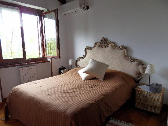 Bed and Breakfast Villa Beatrice: Unser Zimmer