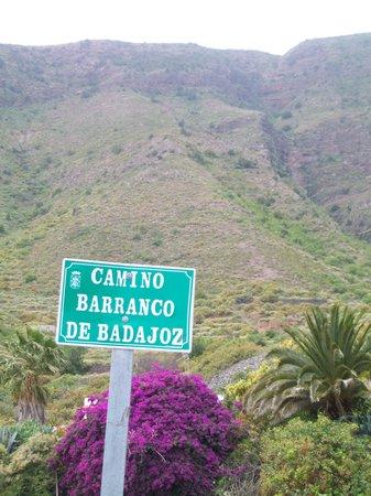 El Barranco de Badajoz