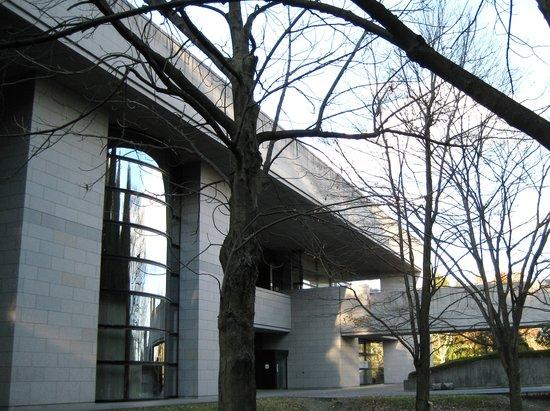 Sendai, Japan: 博物館の外観